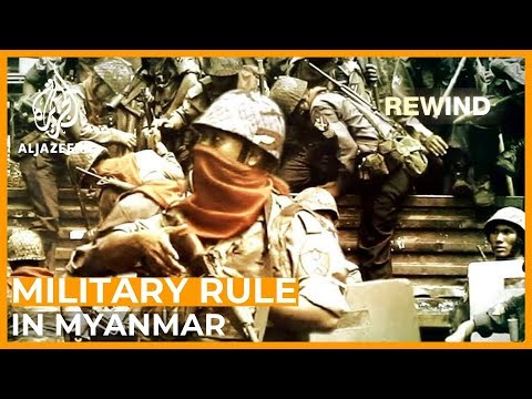 Inside Myanmar: The Crackdown