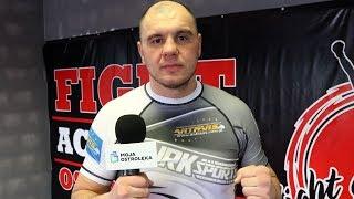 Rozmowa z mistrzem kickboxingu Tomaszem Sararą
