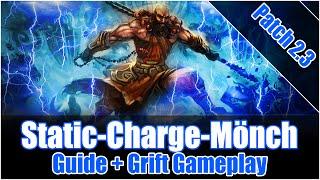 Diablo 3 Ros Patch 2.3 | Static-Monk aka Generator-Monk | Grifts 75+ möglich | Genau erklärt
