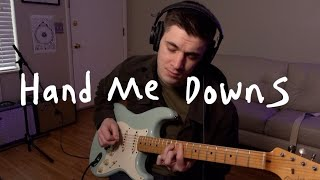 Mac Miller - Hand Me Downs Cover