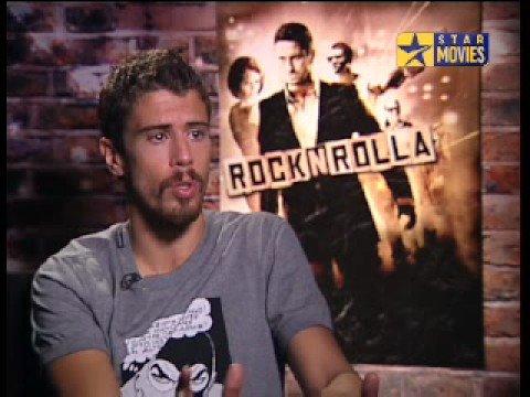 Star Movies VIP Access RocknRolla : Toby Kebbell