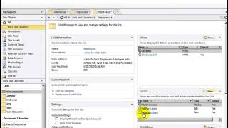 Create Custom List Form Pages using SharePoint Designer