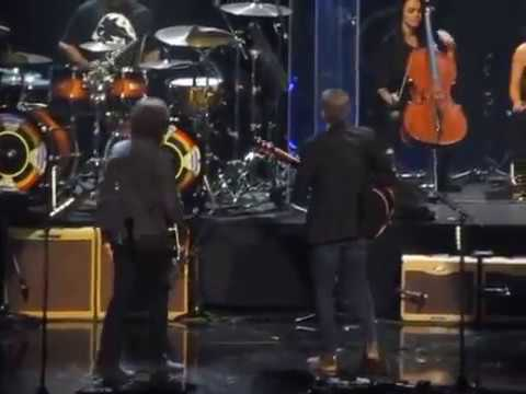 2017 Rock & Roll Hall of Fame -- ELO complete Chuck Berry Tribute & Evil Woman