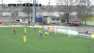 Шахтер Солигорск 0:0 Динамо Брест (1/2 Кубка Беларуси 14/15)
