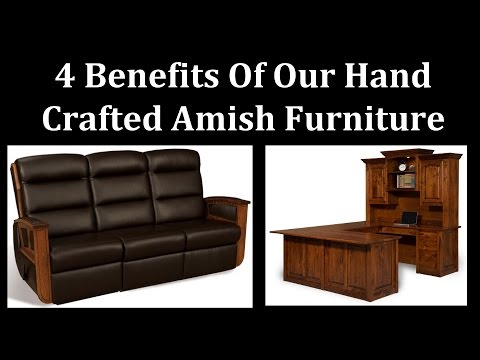What Makes Our Amish Furniture So Special?