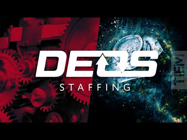 Attention New DEOS Logo design