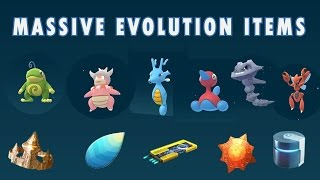Download lagu Massive Evolution Items Pokemon Go MP3