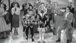 The Collins Kids - Hop, Skip and Jump - 1957