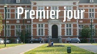 École 19 à Bruxelles - Premier jour de sélection  1/3