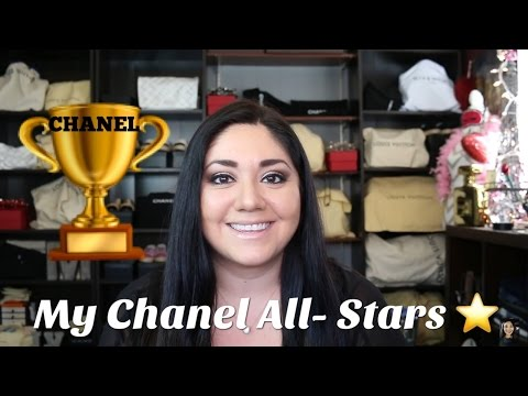 My Chanel All-Stars