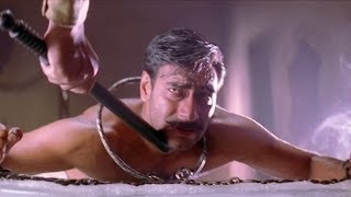 Bhagat Singh Tortured In Jail - The Legend Of Bhagat Singh Scene | Ajay Devgan