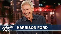 Harrison Ford on the Oscars, Han Solo Dying and Being Fired from Crate & Barrel