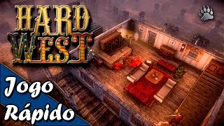 Jogo Rápido: Hard West - Gameplay Português Vamos Jogar PT-BR