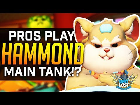 Overwatch Pros Play Hammond! He's a MAIN TANK?! [Pro Analysis] thumbnail