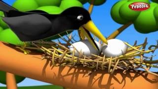The Crow and Snake | मराठी कथा | 3D Moral Stories For Kids in Marathi | Moral Values Stories Marathi thumbnail