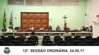 Sessão da Câmara 24.05.17