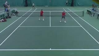 Play of the Week: Men's Tennis Doubles Point vs. Boston University 4-8-19