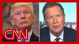 John Kasich calls for Trumps impeachment I say it with great sadness