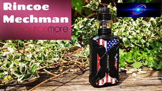 Rincoe Mechman 228W Mesh Kit - US Flag Edition - Review