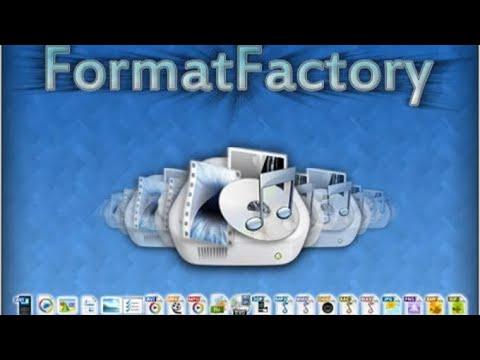 Comment utiliser format factory 3.3.1