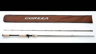 Тест спиннинга Major Craft Corzza CZC-702H
