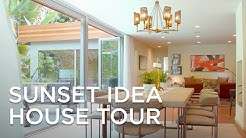 Sunset Idea House Tour Beverly Hills 2018 - Lamps Plus