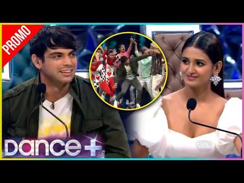 Neeraj Chopra's NEVER SEEN Before Dance, Proposes Shakti Mohan | Dance Plus