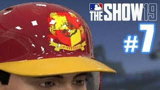 I GOT A CUSTOM LOGO! | MLB The Show 19 | Diamond Dynasty #7