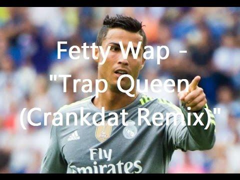 """Cristiano Ronaldo Mix - """"Trap Queen (Crankdat Remix)"""""""