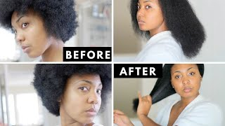 How I Grew My Natural Short Hair | My 7 Month Hair Growth Results
