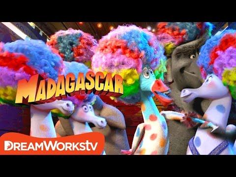 Afro Circus Remix | MADAGASCAR 3