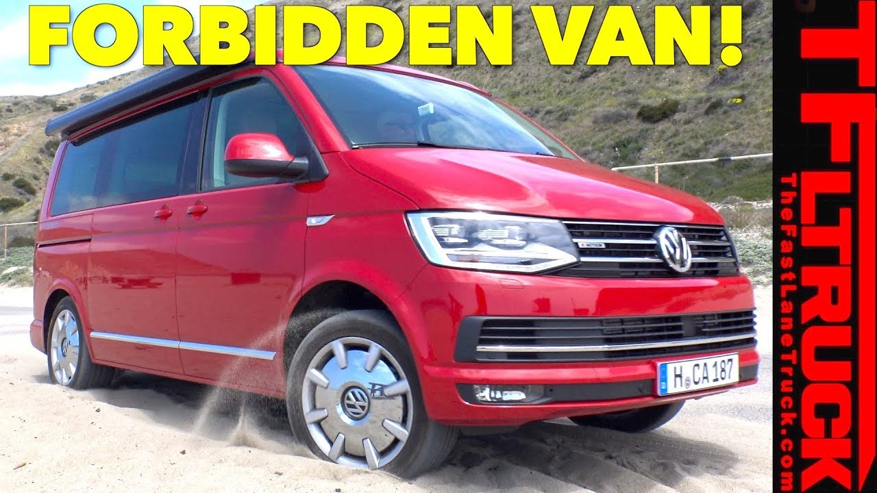 7a598d6afa The New VW California Is The Coolest Van You Can t Buy   Here s Why ...