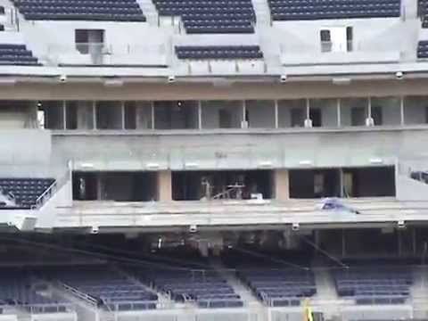 Petco Park Construction (Part 1 of 2)