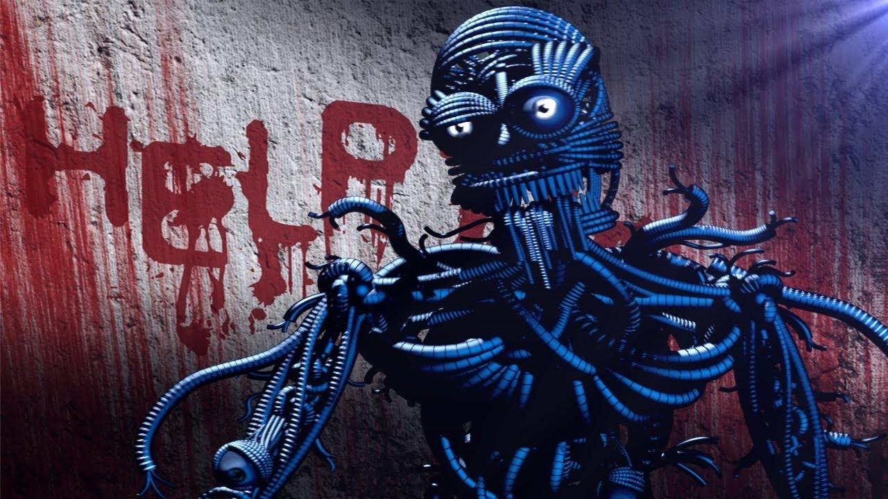 Secret endoskeleton found fnaf sister location easter egg youtube secret endoskeleton found fnaf sister location easter egg sciox Choice Image