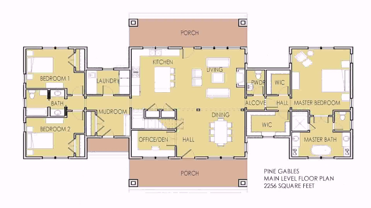 Ranch House Plans With Two Master Bedrooms - YouTube on double mastersuite plans, luxury master bedroom floor plans, double master house plans, dual view house plans, double split master floor plans, dual garage house plans, dual master floor plans two-story, dual living house plans, dual family house plans, dual master suite home, master suite floor plans, dual master bath house plans, bathrooms with dual master floor plans, 3 master suites house plans,