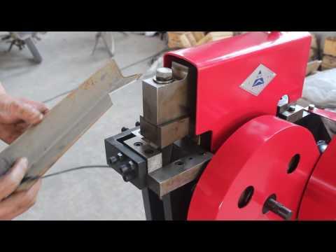 QA32-8 Metal Punching And SHearing Machine