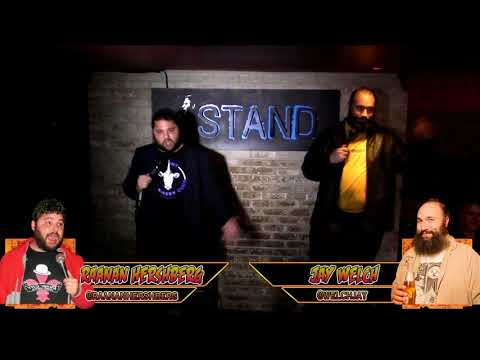 The RoastMasters 10.24.17 Main Event: Jay Welch vs. Raanan Hershberg
