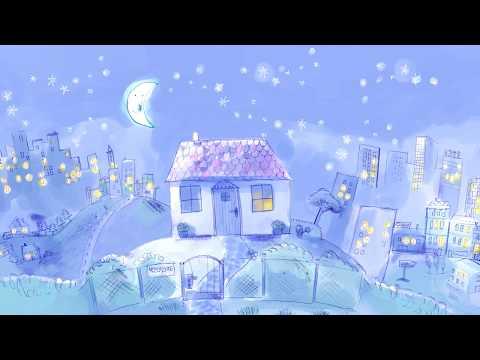Niebieski walczyk | Kołysanka dla dzieci | MiniMini+