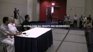 KCCNA 2014 TOWN HALL MEETING - KNANAYA ENDOGAMY
