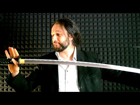 What I think About the Katana and Japanese Swords in General
