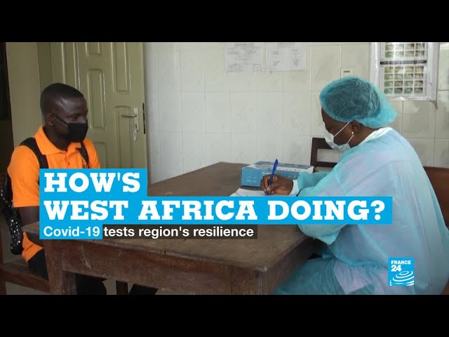 The Debate - How's West Africa doing? Covid-19 tests region's resilience