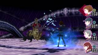 Persona 3 - Low Level Part 7: Golden Beetles & Intrepid Knight