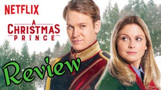 Review - A Christmas Prince