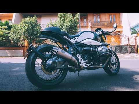 Febs78 Review BMW R9T