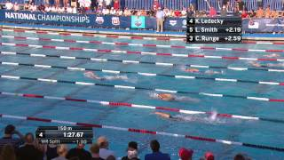 Katie Ledecky Breaks World Record! -- Arena Performance of the Month Thumbnail