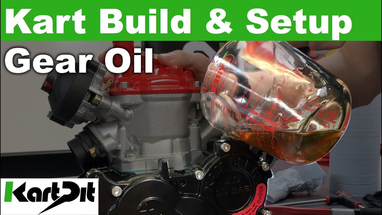 Karting Tutorial | Build & Setup | Gear Oil Level | Rotax