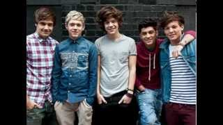 Repeat youtube video One Direction - Nobody Compares Music Video