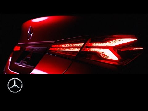 Concept A Sedan Design – Design Teaser – Mercedes-Benz original