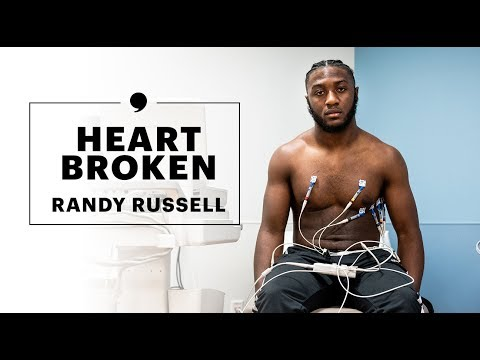 In An Instant Randy Russell Jr.'s Football Career Came Into Question