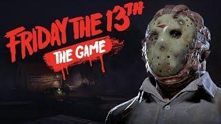 Passeando com Jason no Sábado — Friday the 13th